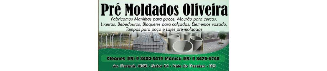 Pré moldados oliveira