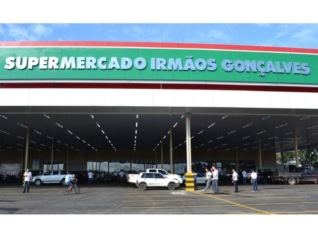 INAUGURA UM NOVO CONCEITO NA CIDADE DE ROLIM DE MOURA ( RO ) SUPERMERCADO GONÇALVES