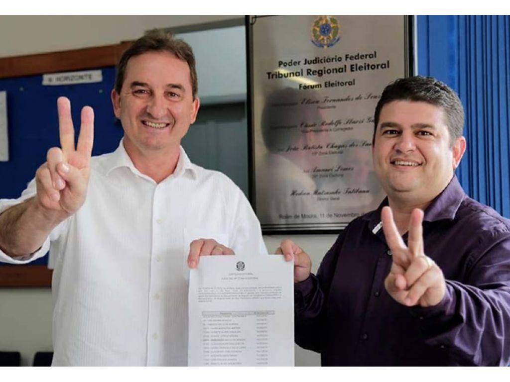 Rolim de Moura uma vergonha na atual administração do prefeito Luizão do Trento e seu vice-prefeito Fabricio de Melo deixa muito a desejar pelo município