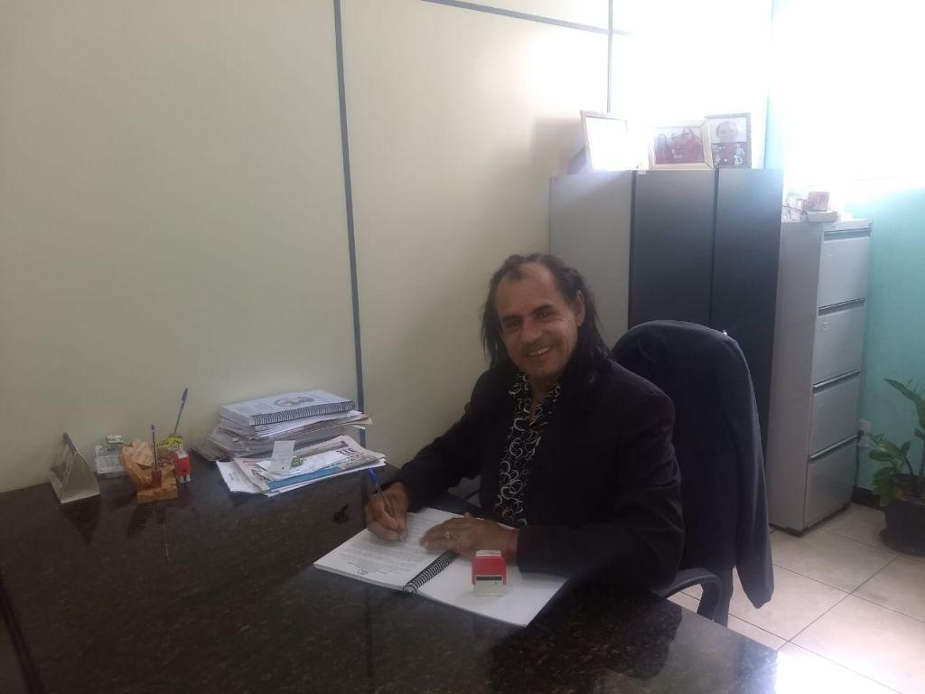PARABÉNS - Vereador Naiton da saúde se fez presente no Hospital das crianças de Ariquemes RO