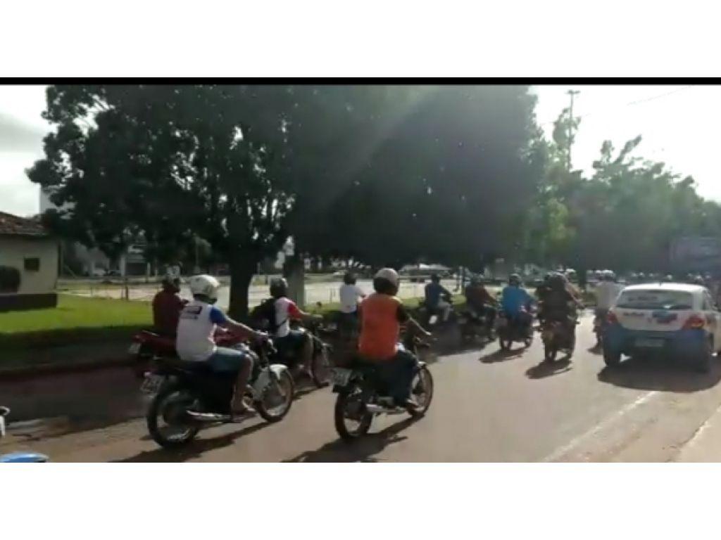 Rondônia e Brasil: Sem coragem para descer dos carros, empresários pedem fim de quarentena.