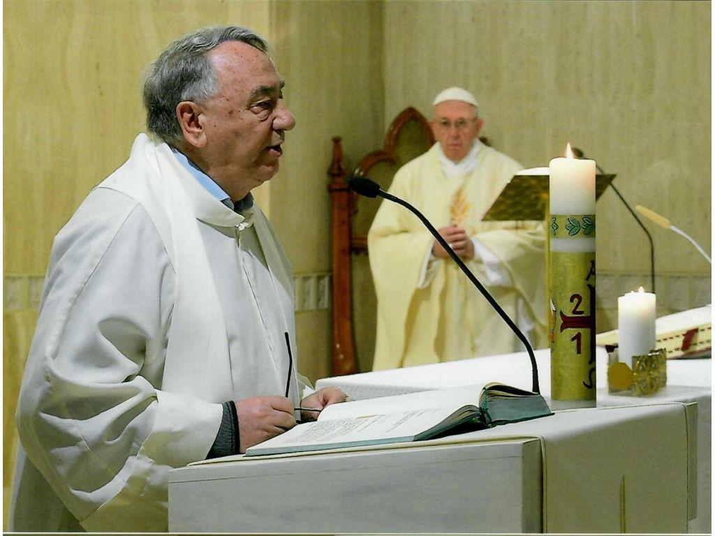 Padre Franco e Maria Ivani x Apresentador Edson Leite