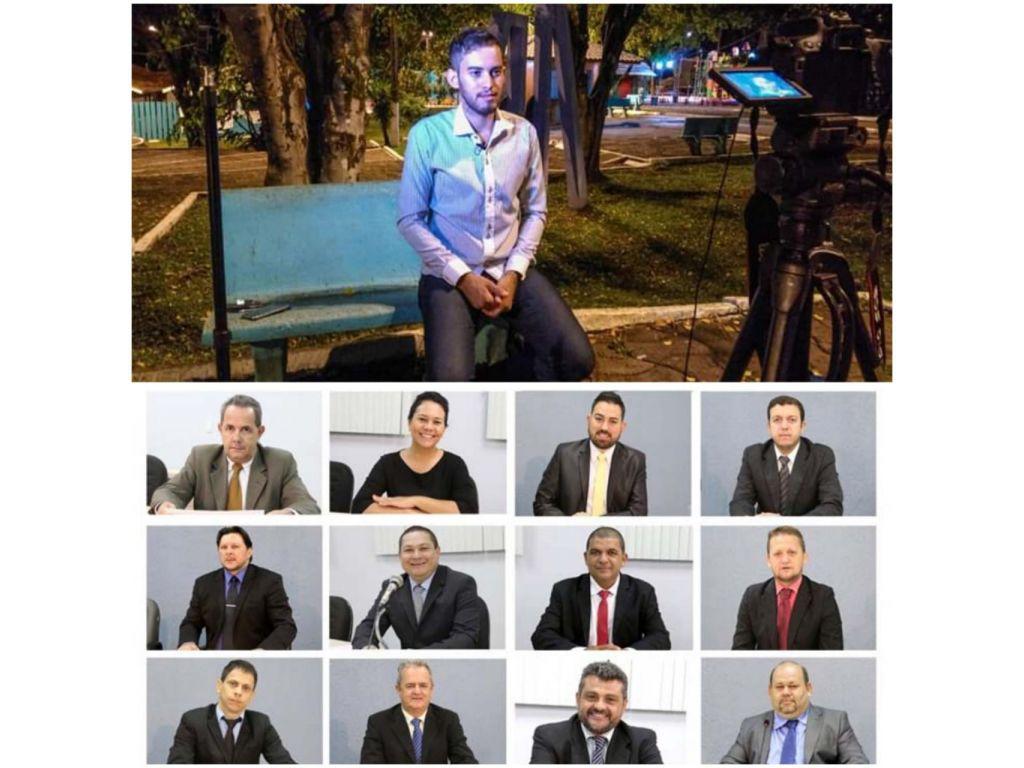 André Silva pré- Candidato de Cacoal desafia os outros pré- Candidato