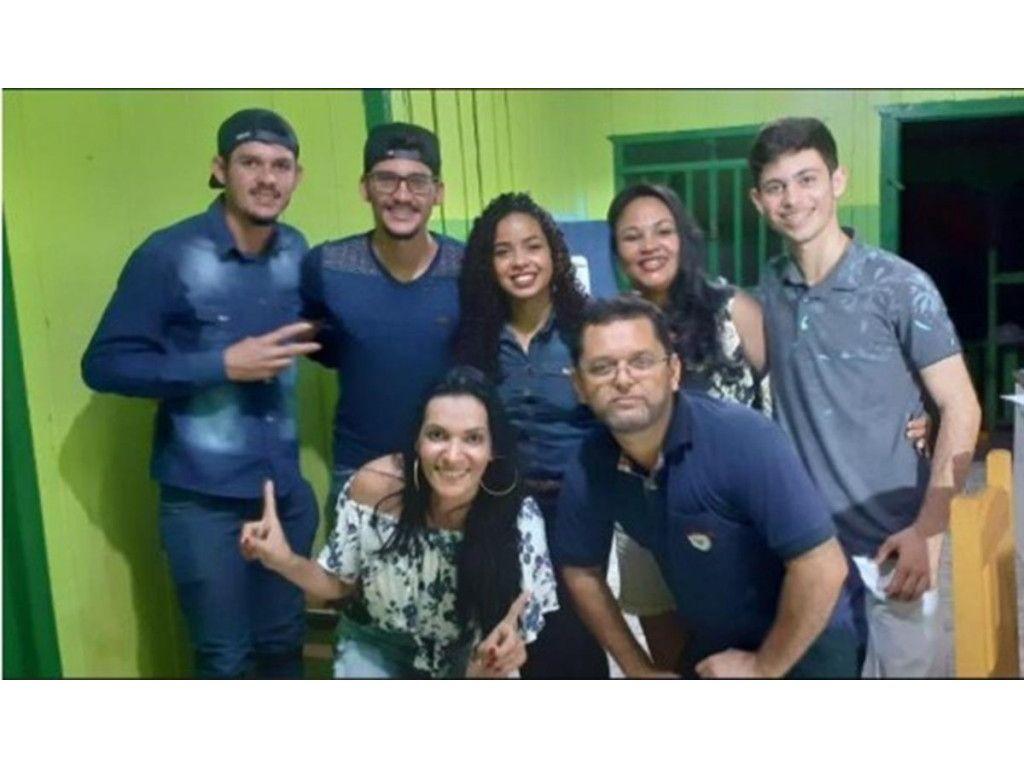 URGENTE: Nova Brasilândia mais uma vez em evidência com o chefe de gabinete e sendo o irmão do atual prefeito Hélio Mendes