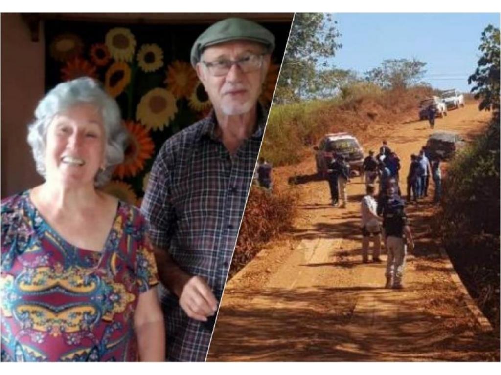 Encontrado o casal de idosos de Colorado do Oeste desaparecidos desde domingo, os dois já sem vida e com sinais de crueldade