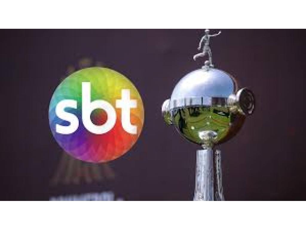 Estreia da libertadores no SBT decepciona e fica em 3° lugar