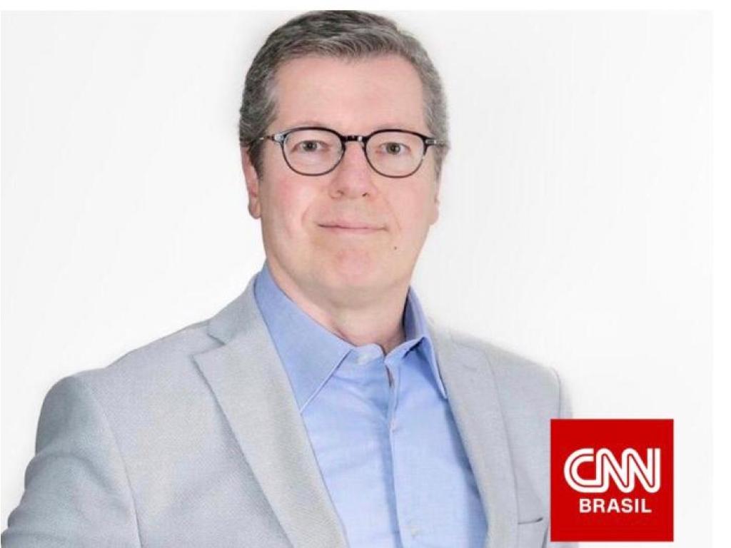 CRISE NA REDE GLOBO?  Márcio Gomes revela o motivo de ter trocado a Globo pela CNN Brasil