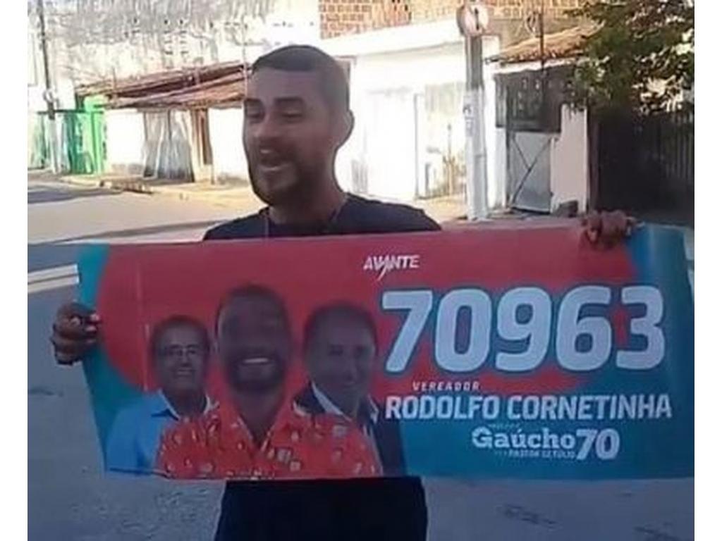 TRAPALHADA: Candidato a vereador de Ipojuca descobre no dia da eleição que divulgou número errado durante a campanha
