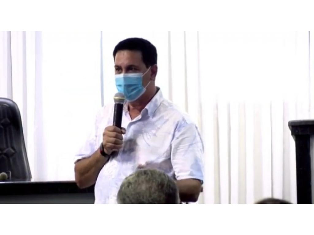 ATENÇÃO: Aldo Júlio faz reunião no último sábado sobre o decreto do estado sobre fechamento do comércio de Rolim de Moura e acaba não resolvendo nada.