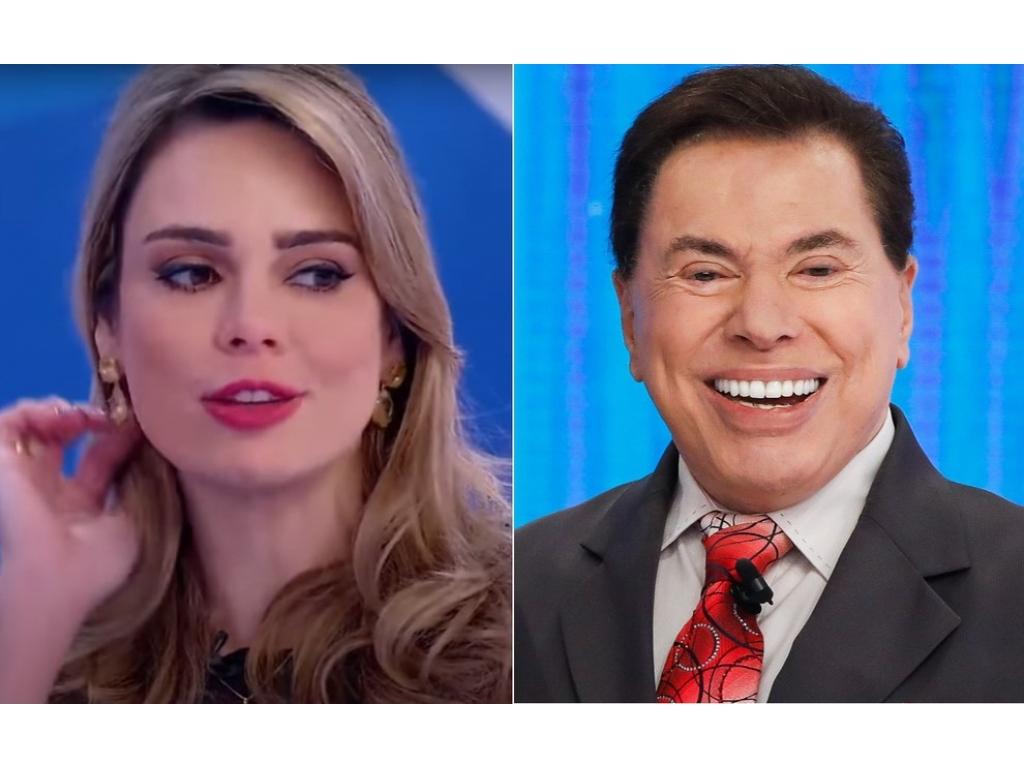 Rachel Sheherazade acusa Silvio Santos de assédio e censura em ação milionária