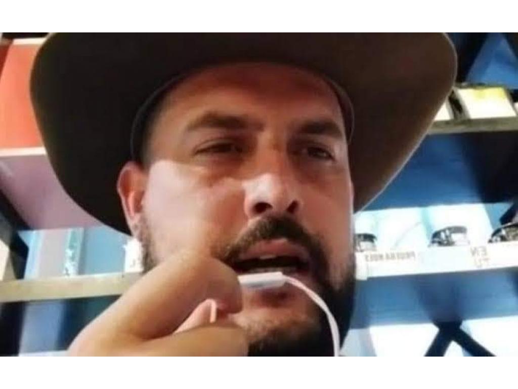 URGENTE: Zé Trovão é localizada em hotel pela polícia Federal Mexicana e faz desabafo