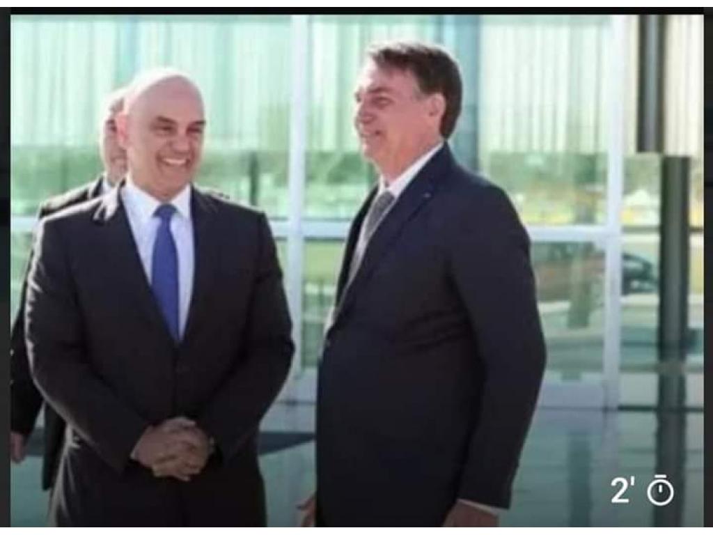 ATENÇÃO: Presidente Bolsonaro recua e sinaliza a paz com Alexandre de Moraes e STF com Carta à Nação.