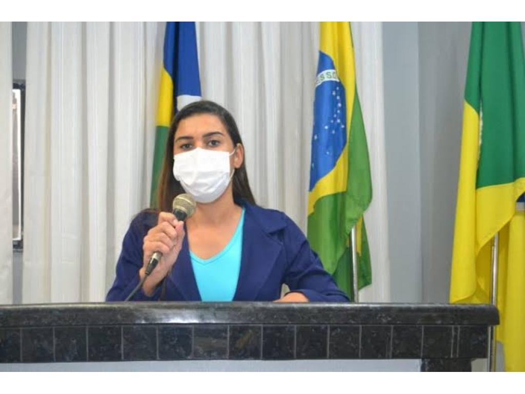 ATENÇÃO: Rolim de Moura cadê a única Vereadora para representar as mulheres com prevenção do câncer de mama no outubro Rosa